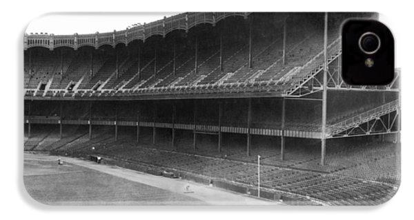 New Yankee Stadium IPhone 4 / 4s Case by Underwood Archives