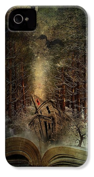 Night Story IPhone 4 / 4s Case by Svetlana Sewell