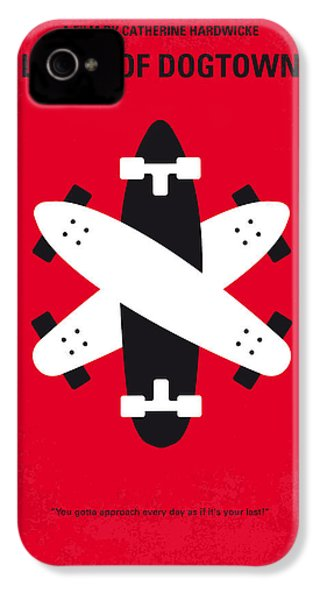 No188 My The Lords Of Dogtown Minimal Movie Poster IPhone 4 / 4s Case by Chungkong Art