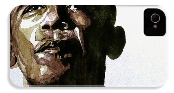 Obama Hope IPhone 4 / 4s Case by Paul Lovering