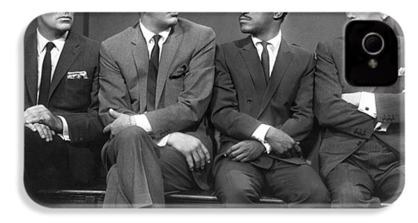 Ocean's Eleven Rat Pack IPhone 4 / 4s Case by Underwood Archives