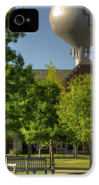 Ou Campus IPhone 4 / 4s Case by Ricky Barnard