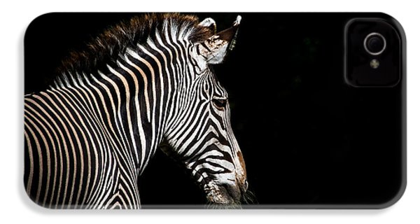 Out Of The Shadows IPhone 4 / 4s Case by Scott Mullin
