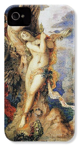 Perseus And Andromeda IPhone 4 / 4s Case by Gustave Moreau