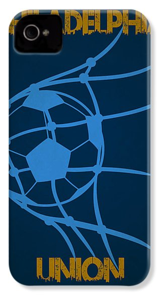 Philadelphia Union Goal IPhone 4 / 4s Case by Joe Hamilton
