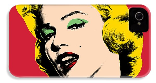 Pop Art IPhone 4 / 4s Case by Mark Ashkenazi