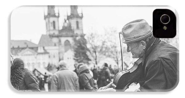 Prague IPhone 4 / 4s Case by Cory Dewald