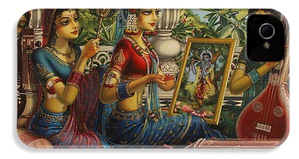Purva Raga IPhone 4 / 4s Case by Vrindavan Das