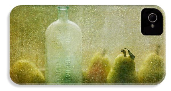 Rainy Days IPhone 4 / 4s Case by Amy Weiss