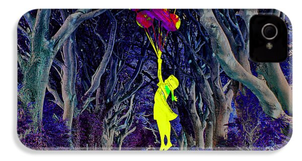 Recurring Dream Of Flying IPhone 4 / 4s Case by Marvin Blaine
