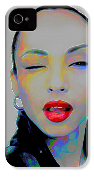 Sade 3 IPhone 4 / 4s Case by  Fli Art