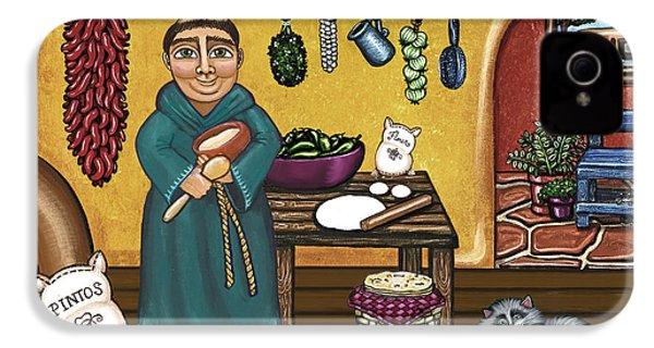San Pascuals Kitchen IPhone 4 / 4s Case by Victoria De Almeida