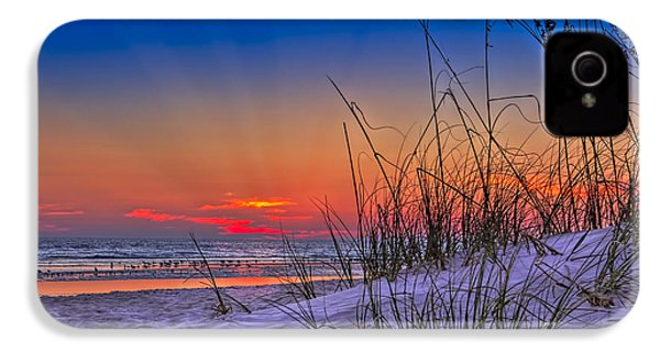 Sand And Sea IPhone 4 / 4s Case by Marvin Spates