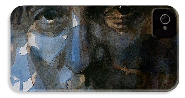 Shackled And Drawn IPhone 4 / 4s Case by Paul Lovering
