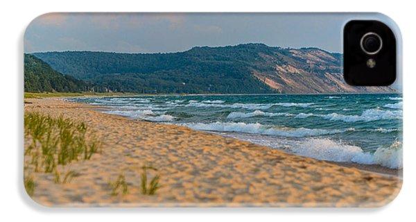 Sleeping Bear Dunes At Sunset IPhone 4 / 4s Case by Sebastian Musial