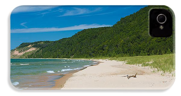 Sleeping Bear Dunes National Lakeshore IPhone 4 / 4s Case by Sebastian Musial