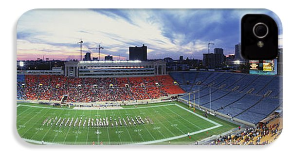 Soldier Field Football, Chicago IPhone 4 / 4s Case by Panoramic Images