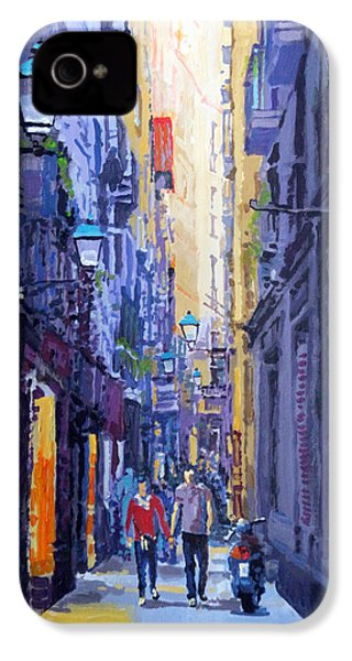 Spain Series 10 Barcelona IPhone 4 / 4s Case by Yuriy Shevchuk