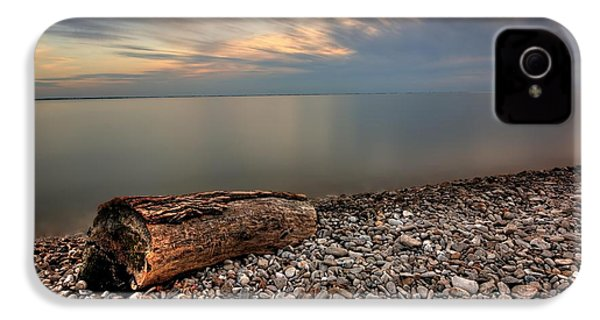 Stone Beach IPhone 4 / 4s Case by James Dean