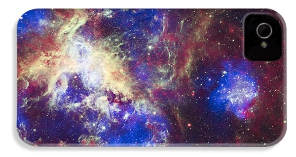Tarantula Nebula IPhone 4 / 4s Case by Adam Romanowicz