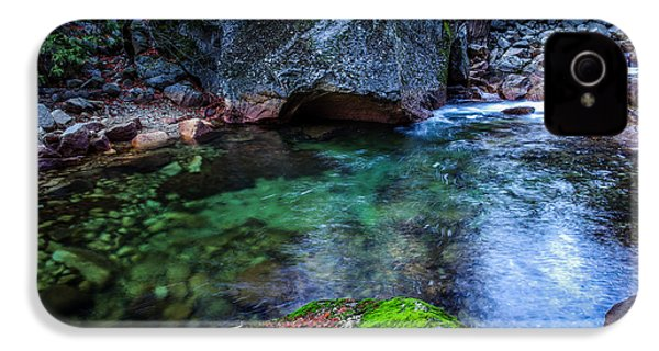 Teneya Creek Yosemite National Park IPhone 4 / 4s Case by Scott McGuire