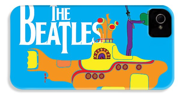 The Beatles No.11 IPhone 4 / 4s Case by Caio Caldas