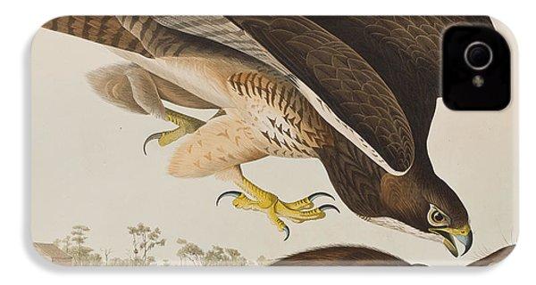 The Common Buzzard IPhone 4 / 4s Case by John James Audubon