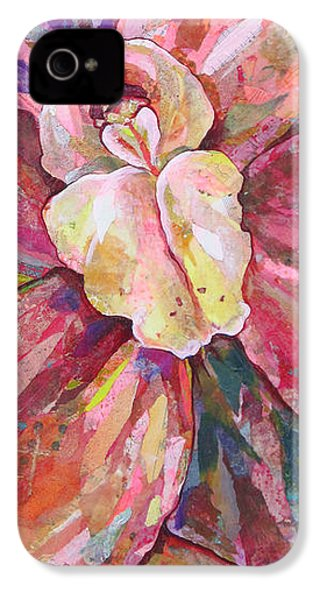 The Orchid IPhone 4 / 4s Case by Shadia Derbyshire