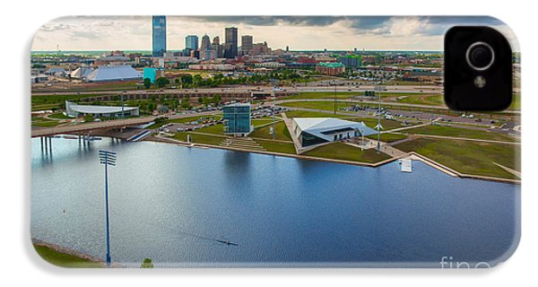 The Oklahoma River IPhone 4 / 4s Case by Cooper Ross
