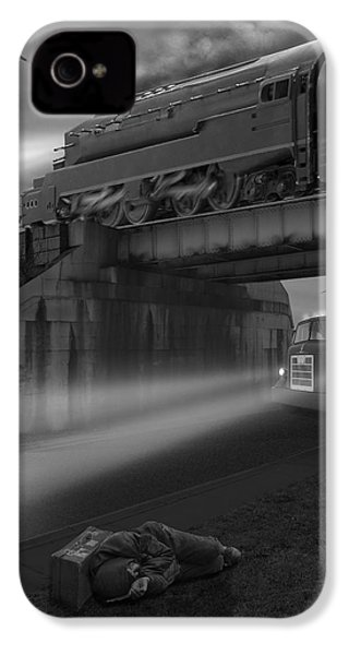The Overpass IPhone 4 / 4s Case by Mike McGlothlen