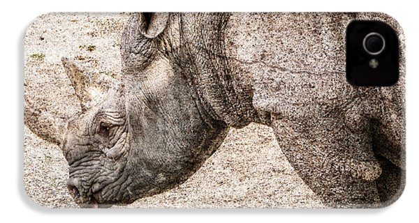 The Rhino IPhone 4 / 4s Case by Ray Van Gundy