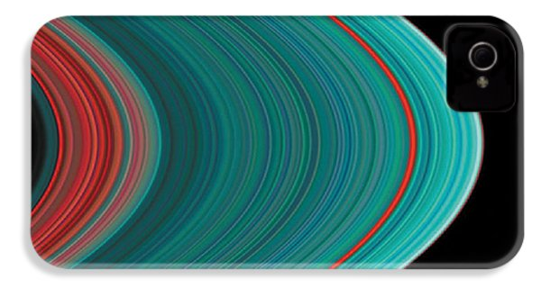 The Rings Of Saturn IPhone 4 / 4s Case by Anonymous