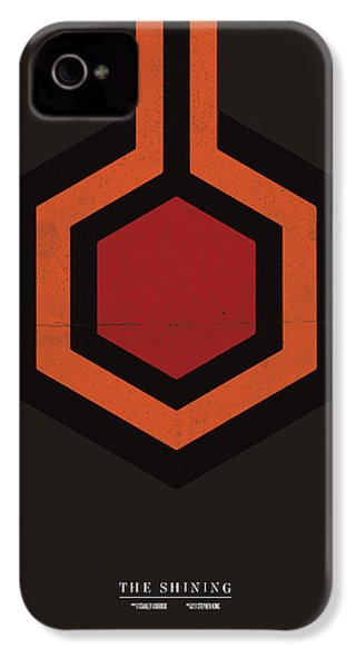 The Shining IPhone 4 / 4s Case by Mike Taylor