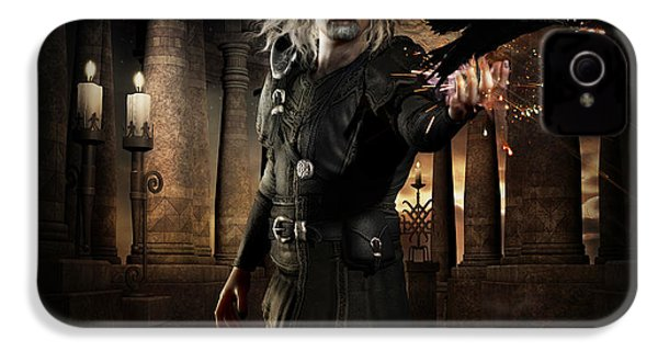 The Warlock IPhone 4 / 4s Case by Shanina Conway