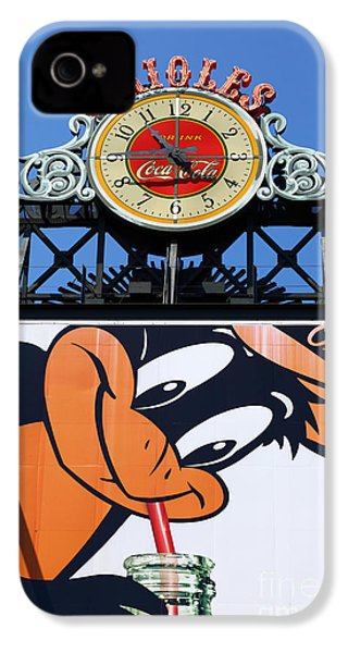 Thirsty Oriole IPhone 4 / 4s Case by James Brunker