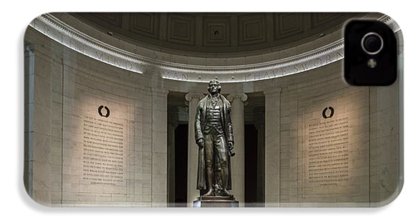 Thomas Jefferson Memorial At Night IPhone 4 / 4s Case by Sebastian Musial
