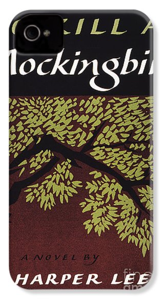 To Kill A Mockingbird, 1960 IPhone 4 / 4s Case by Granger