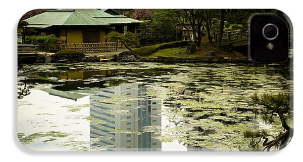 Tokyo Reflection IPhone 4 / 4s Case by Sebastian Musial