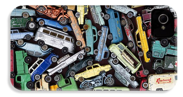 Traffic Jam IPhone 4 / 4s Case by Tim Gainey