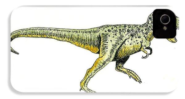 Tyrannosaurus Rex IPhone 4 / 4s Case by Michael Vigliotti