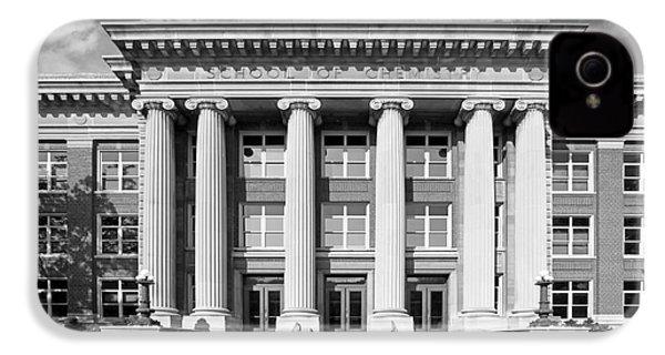 University Of Minnesota Smith Hall IPhone 4 / 4s Case by University Icons