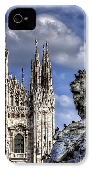 Urban Jungle Milan IPhone 4 / 4s Case by Carol Japp