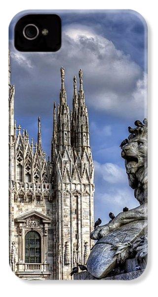 Urban Jungle Milan IPhone 4 / 4s Case by Carol Japp