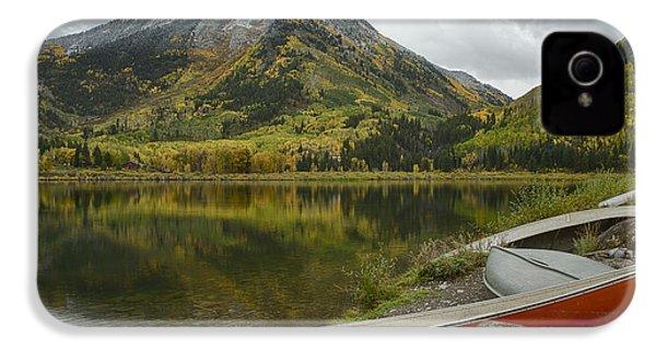 Whitehouse Mountain IPhone 4 / 4s Case by Idaho Scenic Images Linda Lantzy