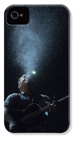 Working On The Highway IPhone 4 / 4s Case by Jeff Ross
