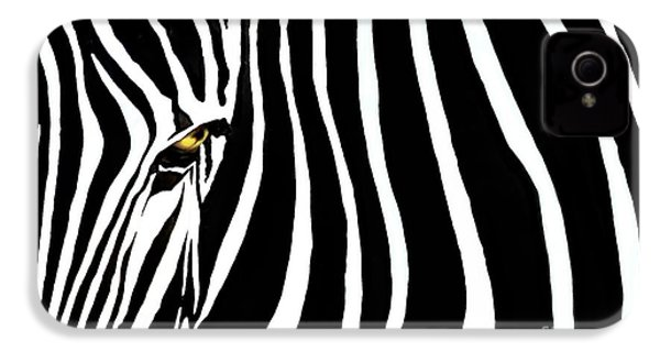 Zebressence IPhone 4 / 4s Case by Dan Holm