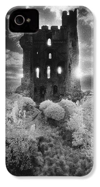 Helmsley Castle IPhone 4 / 4s Case by Simon Marsden