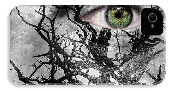 Medusa Tree IPhone 4 / 4s Case by Semmick Photo