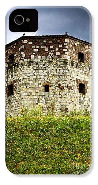 Nebojsa Tower In Belgrade IPhone 4 / 4s Case by Elena Elisseeva