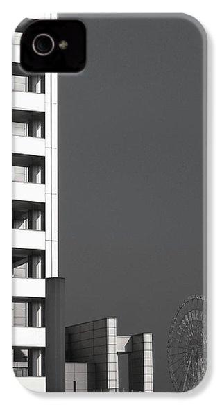 Tokyo's Devil's Wheel IPhone 4 / 4s Case by Naxart Studio